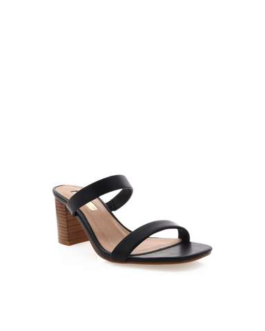 YOUNG - BLACK/NATURAL-Heels-Billini-Billini
