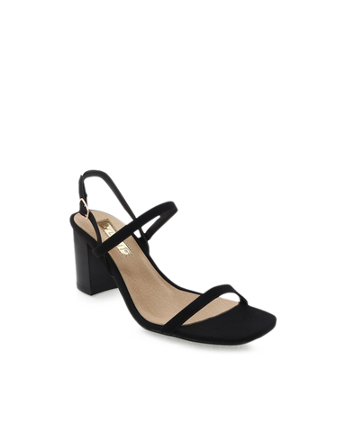 BILLINI | YURI - BLACK NUBUCK/BLACK | 89.95 |Heels