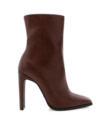 YVES - CHOCOLATE LIZARD-Boots-Billini-Billini