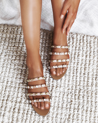 BILLINI | SALVADOR - NUDE | 79.95 |Sandals