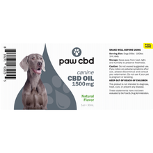 Load image into Gallery viewer, cbdMD Pet CBD Oil Tincture for Dogs