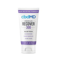 Load image into Gallery viewer, cbdMD CBD Recover - Inflammation Formula - 300mg - Squeeze