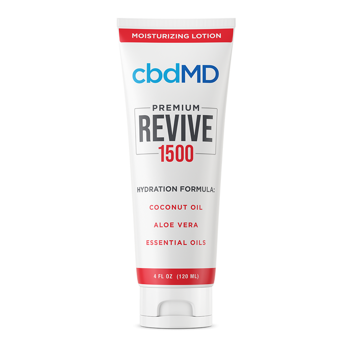 cbdMD CBD Revive Moisturizing Lotion 1500mg