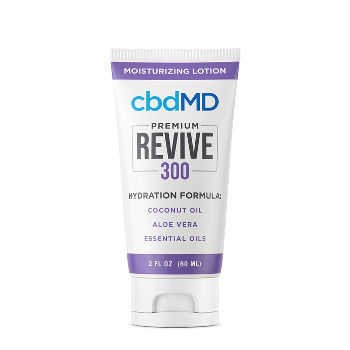 cbdMD CBD Revive Moisturizing Lotion 300mg