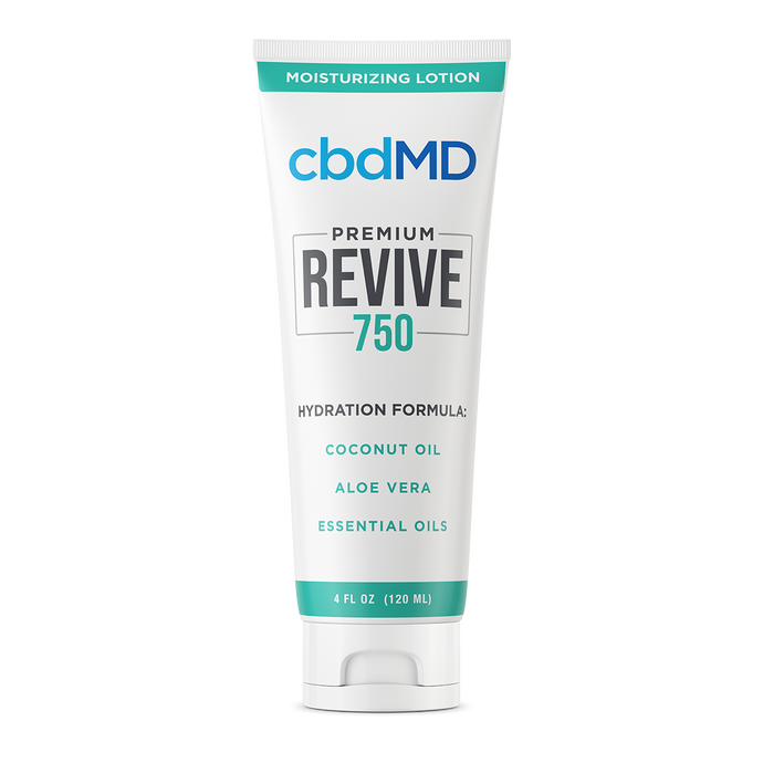 cbdMD CBD Revive Moisturizing Lotion 750mg
