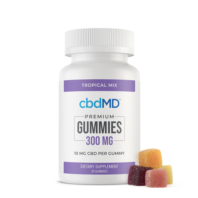 cbdMD CBD Gummies 30 Count 300mg