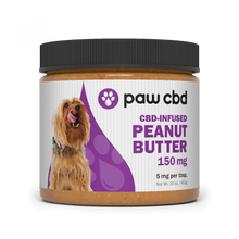 Load image into Gallery viewer, cbdMD Pet CBD Peanut Butter for Dogs