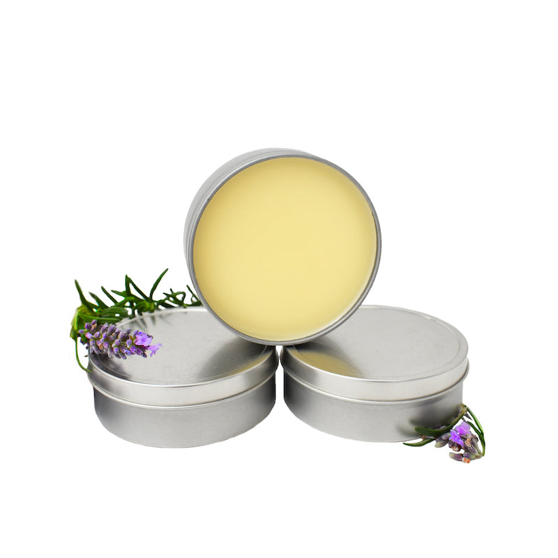 Natural botanical hand salve