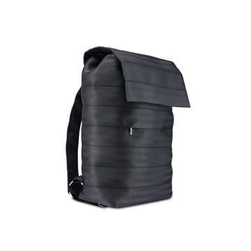 Daffodil Seat Belt Backpack - black angle