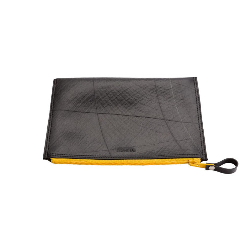 Lewis Vegan Pouch - yellow