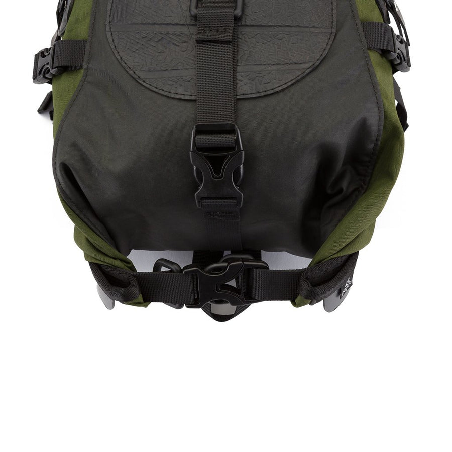 Soldier Waterproof Laptop Backpack - Roll like a dry bag