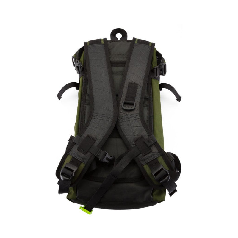 Soldier Waterproof Laptop Backpack - back