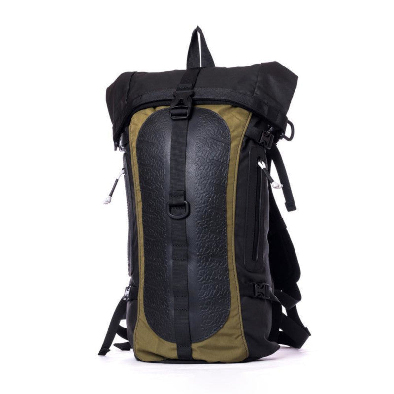 Soldier Waterproof Laptop Backpack - front