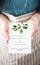 Load image into Gallery viewer, Rite of Marriage Wedding Program, Classic