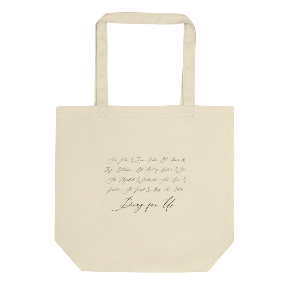 Married Saints Tote