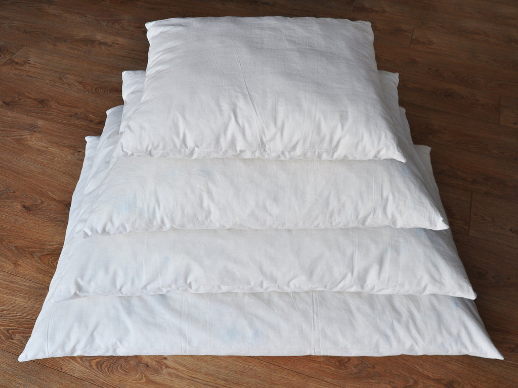Replacement inner bed pillow