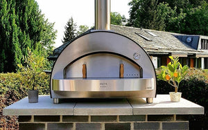 Alfa 4 pizza wood fired oven TOP - 4 pizza capacity