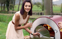 Load image into Gallery viewer, Alfa 5 minuti wood fired pizza oven Top - 2 pizza capacity