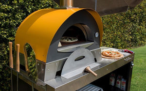 Alfa Ciao wood fired pizza oven TOP - 2 pizza capacity