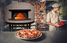 Load image into Gallery viewer, Alfa napoli wood gas pizza oven