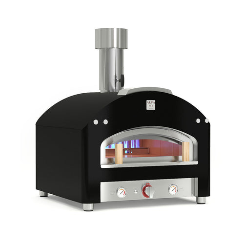 Alfa Piazza wood gas pizza oven