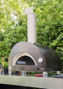 Alfa One GAS compact pizza oven - 1 pizza capacity