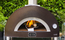 Load image into Gallery viewer, Alfa One compact wood fired pizza oven - 1 pizza capacity