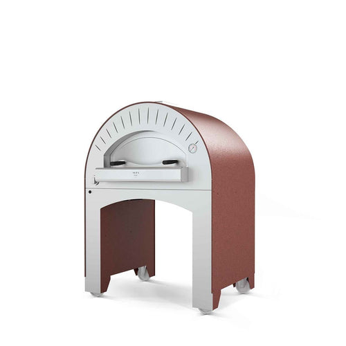 Quattro pro wood gas pizza oven