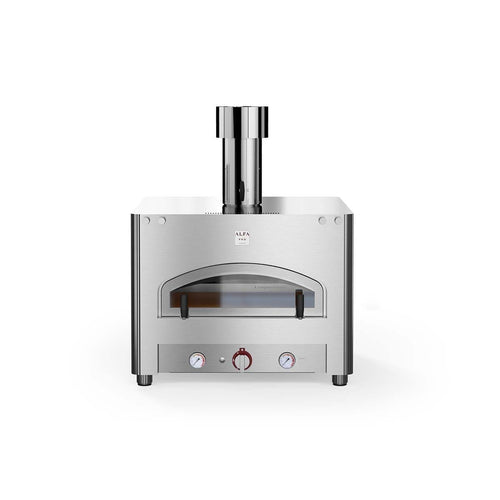 Alfa quobo wood gas pizza oven