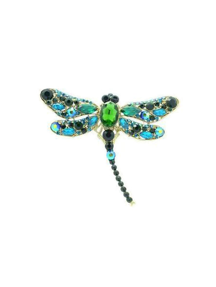 Dragon Fly Pin Badge