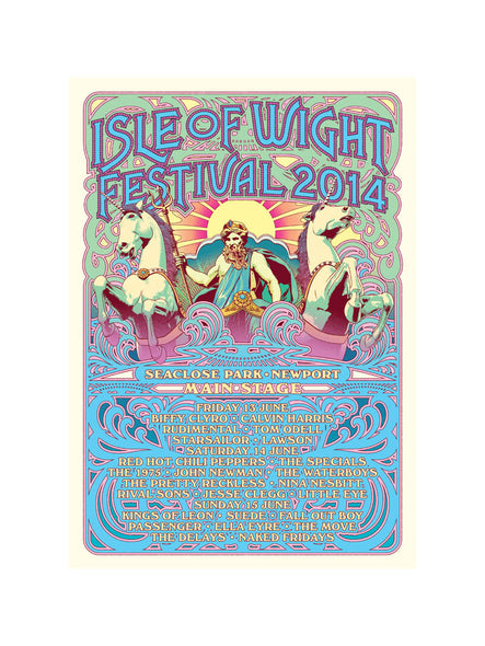 2014 Event Poster