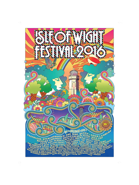 2016 Event Poster