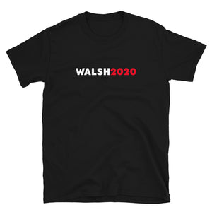 Official Walsh2020 T-Shirt