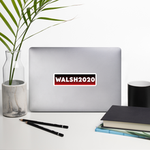 Load image into Gallery viewer, Walsh2020 Bumper Sticker