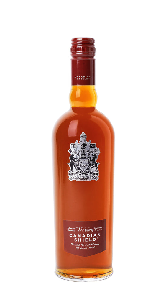 Canadian Shield Whisky, 750ml