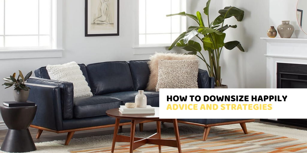 Small Space Living: Smart Downsizing Tips