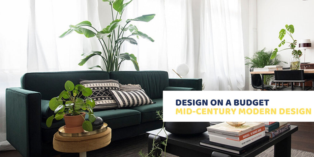 How to Achieve Mid-Century Modern Design on a Budget