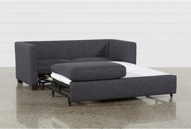 Fabric and Leather Sofa Beds