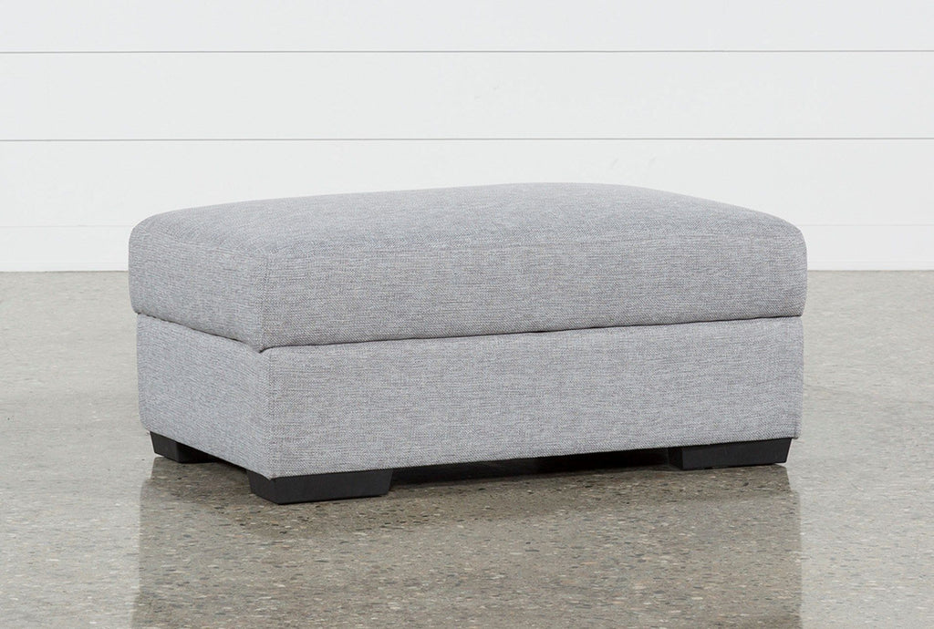 Ryder | Storage Ottoman - Banana Home