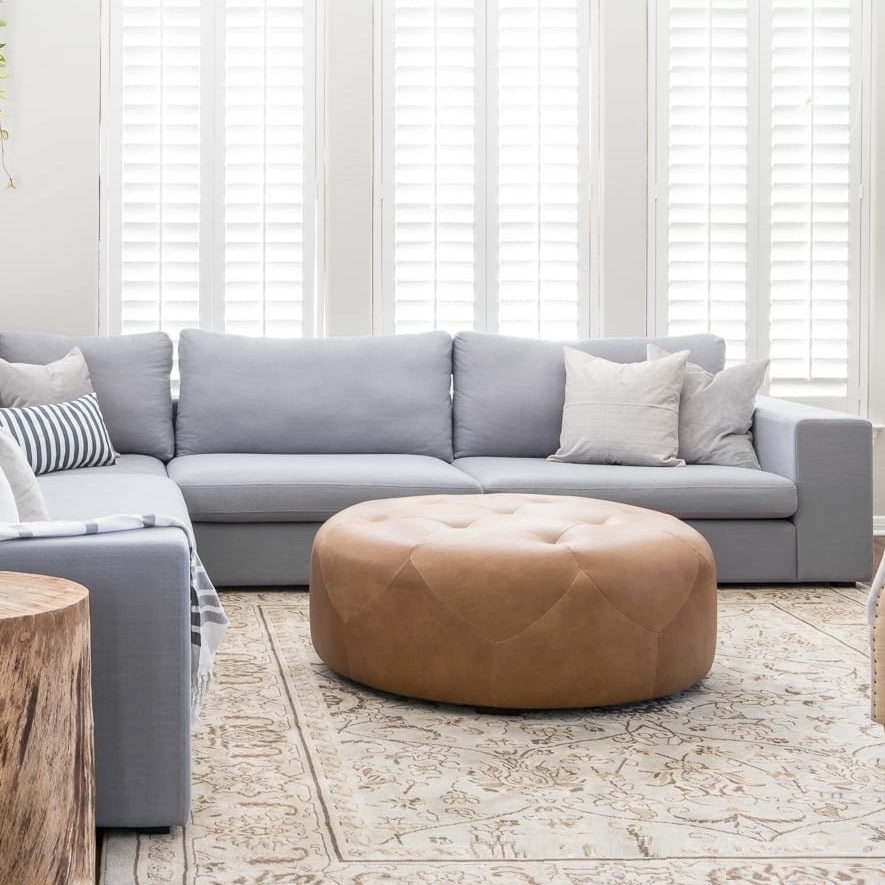 KLOUD | 7 Seater Corner Sofa