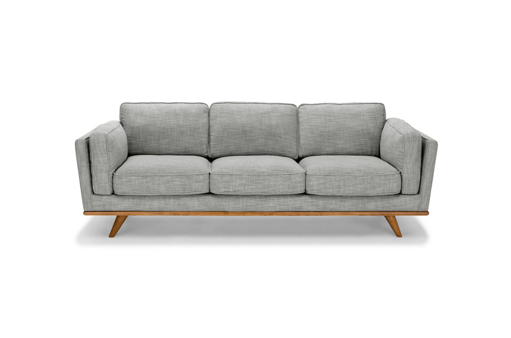 Bobbi 3 Seater Sofa - Banana Home