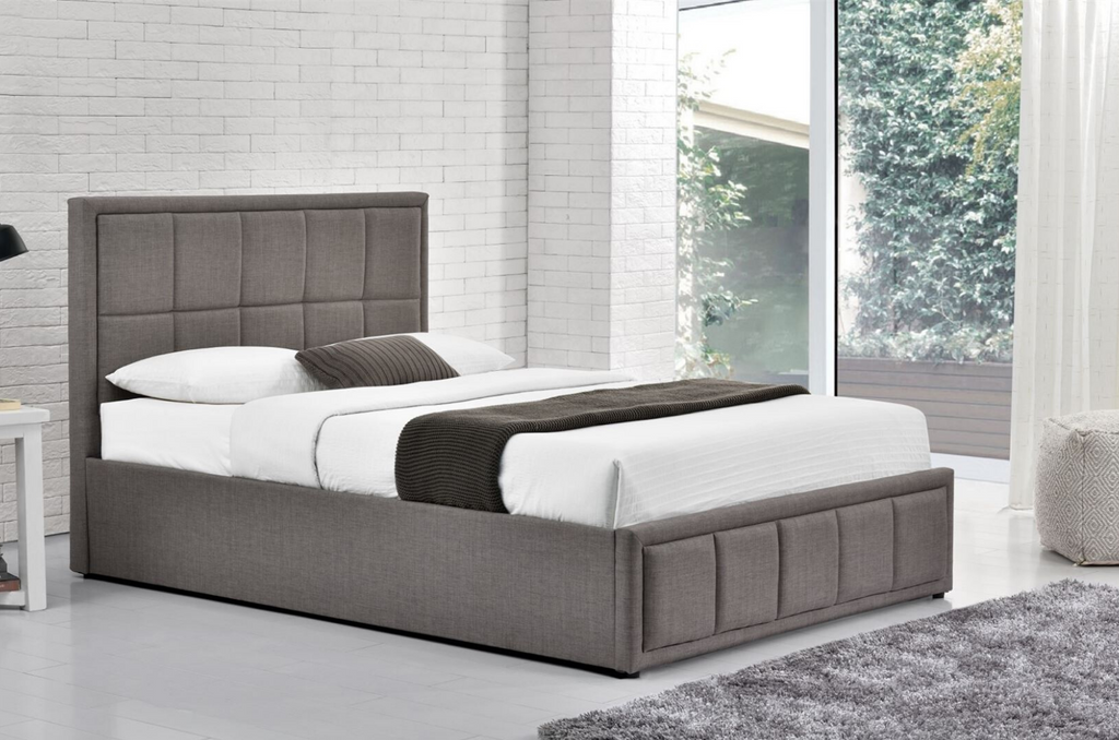 Samon | Queen Bed Set with Storage - Banana Home