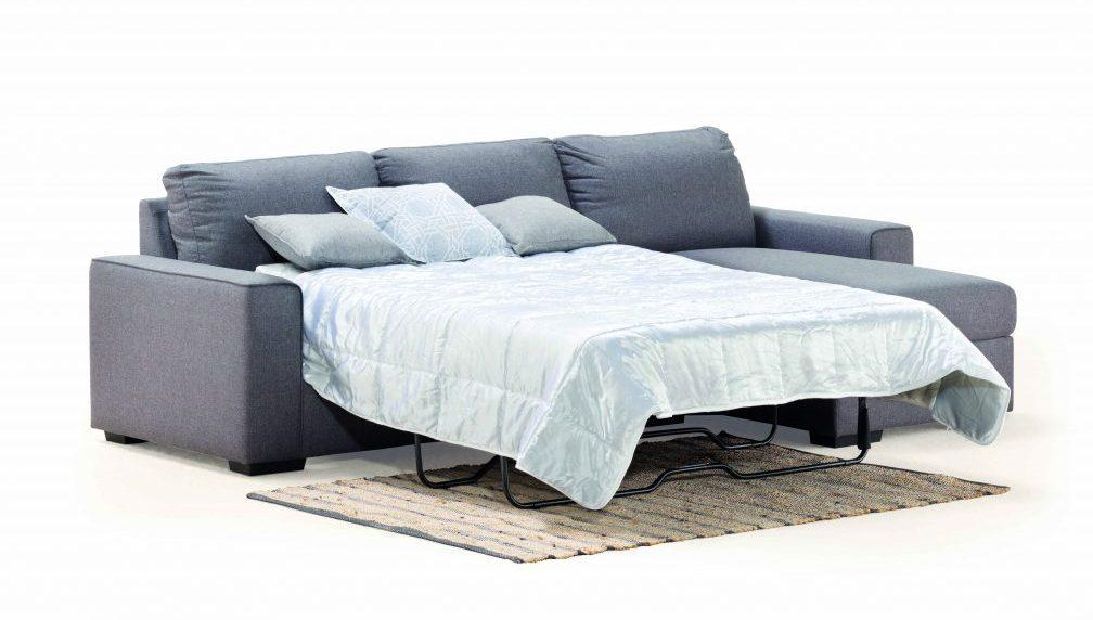 Ryder 4 Seater Sofa Bed Storage Chaise Sofa - Banana Home