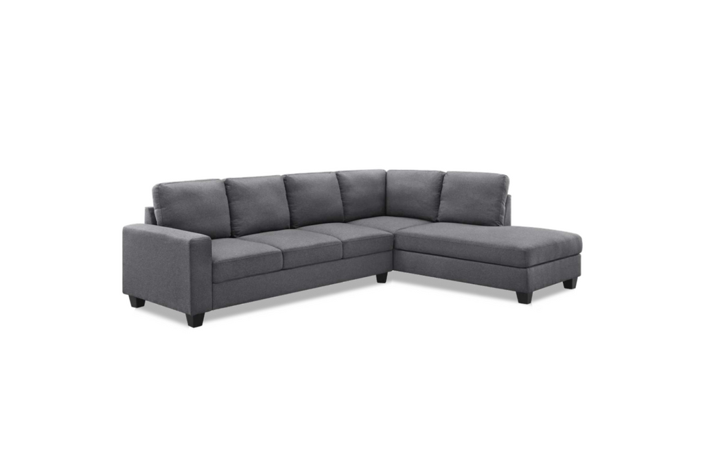 Preston | 6 Seater Sofa with Chaise - Banana Home