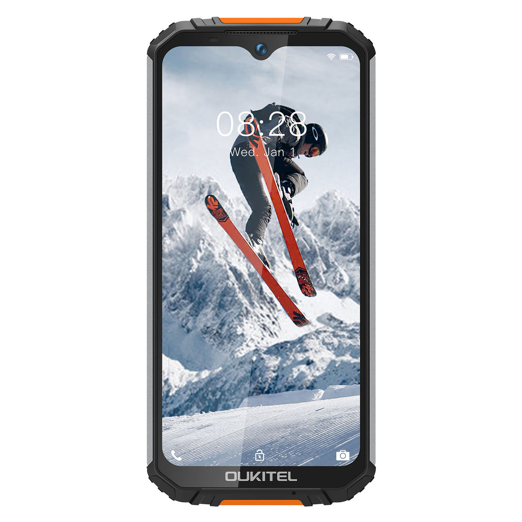 Oukitel WP 6, Ruggedized mobiltelefon, IP 68, 6,3