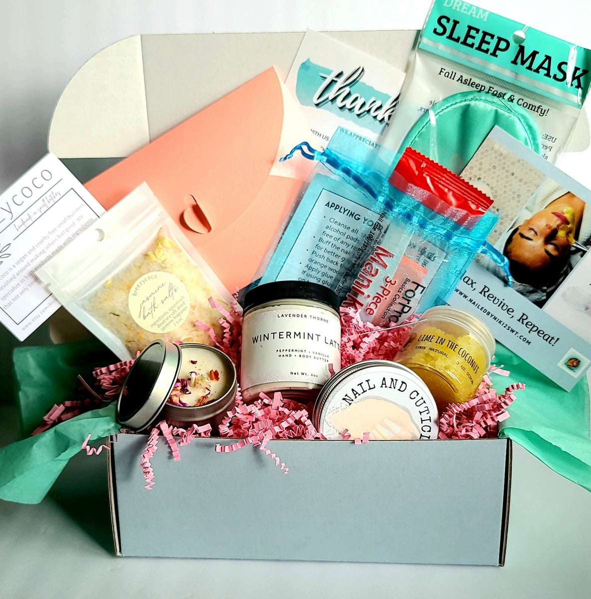MY monthly subscription box