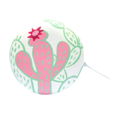 Beep Prickled Pink Cactus Bell