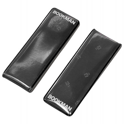 Bookman Clip-On Reflectors - Black