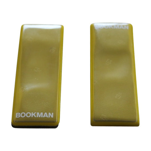 Bookman Clip-On Reflectors - Yellow