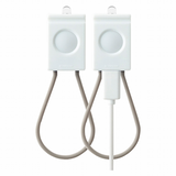Bookman USB Front & Rear Light - White